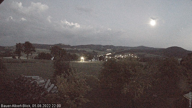 Bauer-Albert-Blick Webcam